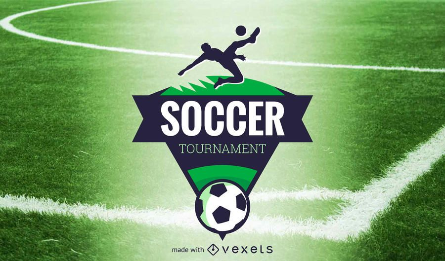 Editable Design To Create Your Own Soccer Logo Label Or Badge Make Your Team 39 S Badge By Choosing Between Differen Soccer Logo Football Logo Design Soccer