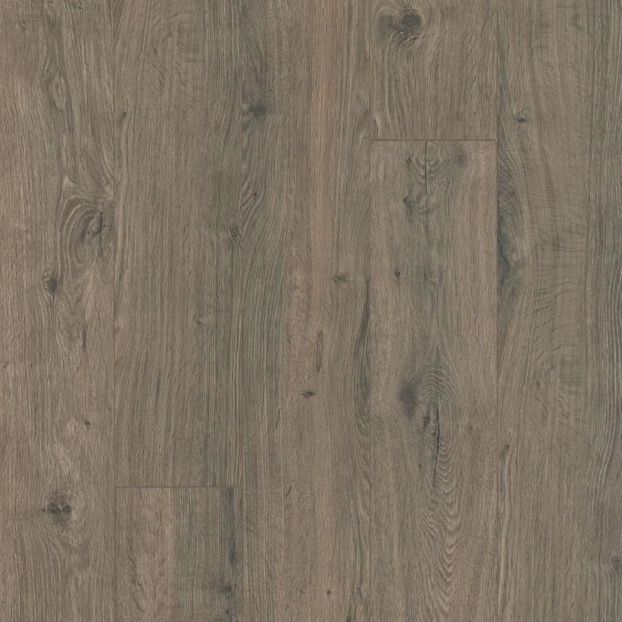 Quickstep Studio Spill Repel Whistler Oak 6 14 In W X 3 93 Ft L Embossed Wood Plank Laminate Flooring Lowes Com Flooring Oak Laminate Laminate Flooring