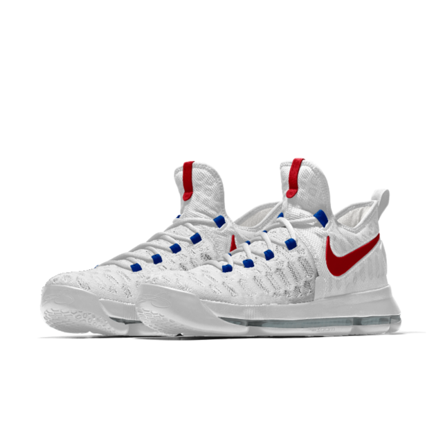 6f4e8983d9c9 free shipping nike zoom kd 9 id basketball shoe 6d43f d7370