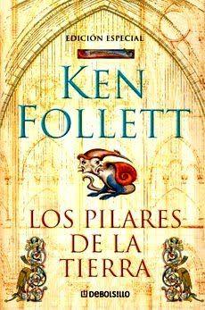 """Este libro es el mejor libro que he leído, lo recomiendo a cualquier adulto: """"Los Pilares de la Tierra"""" de Ken Follett.    EBOOKS / EPUB: Ken Follett – Los pilares de la tierra - ARTES"""