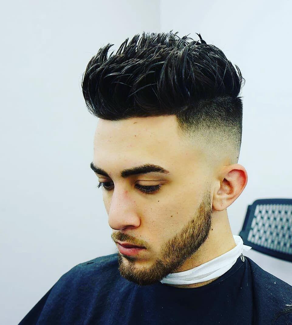 Agusdeasis Textured Mens Haircuts 2018 Haircutmen Hair Hairstyle
