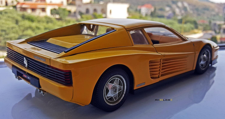 فيراري تستاروسا الحلم الايطالي الأحمر لسيارة سرقت الأضواء وما زالت موقع ويلز Ferrari Testarossa Ferrari Sports Car