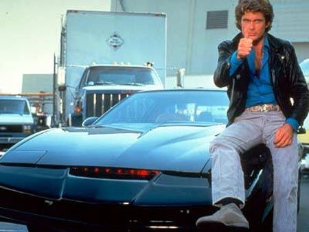 10 Tv Shows Where The Stars Are Cars Best 80s Tv Shows Knight Rider 80 Tv Shows