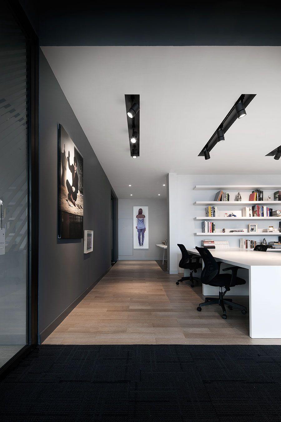 Park office of the shanghai based design studio - Interior design office space ...