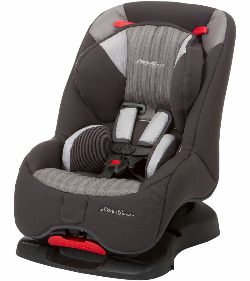 Ed Bauer Car Seat Toddler Booster Convertible Cat Vehicle Safety Edbauer