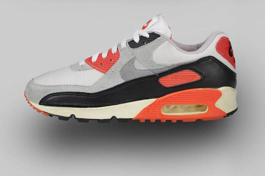 e432790eaa31 Nike Air Max 90   Colourway  Radiant Red   Year 1990