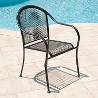 Commercial Wrought Iron Bistro Chairs   2 Pk.   Sams Club