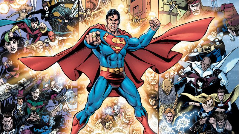 This Petition Is For The Legion Of Super Heroes One Of The Best Comics Series And Super Hero Groups Every Created Superman Comic Art Dc Comics Superman Comic