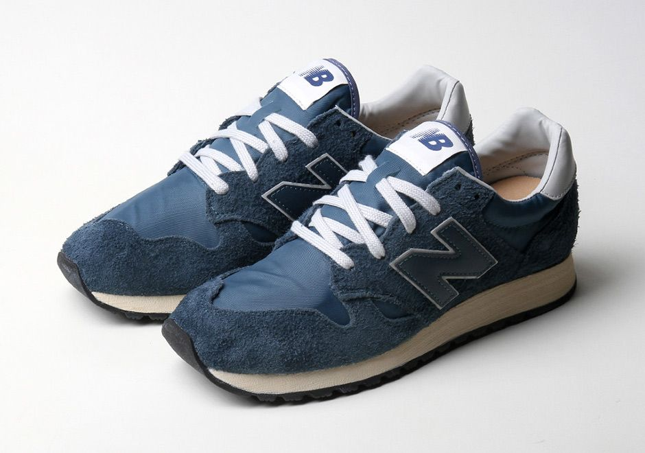 New Balance 520 Hairy Suede Pack | New balance 520, New ...