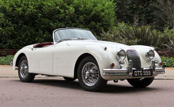 Considered As The Pinnacle Of Jaguar XK Series In 1950s 1959