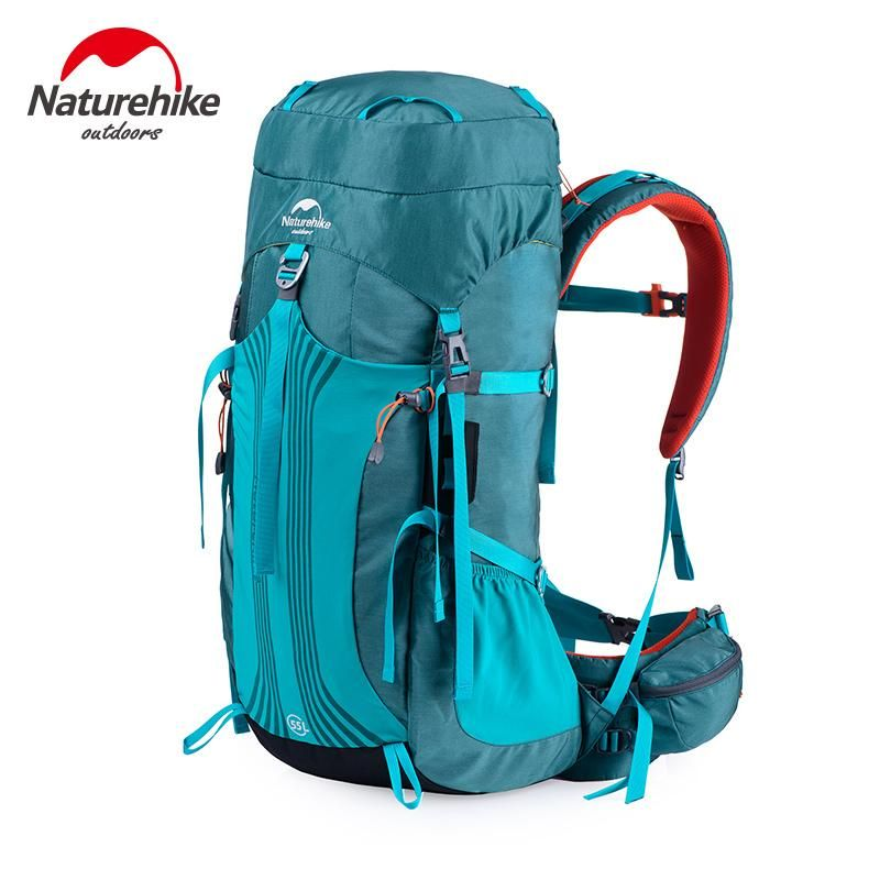 Outdoor Camping 55L - 65L Backpack  2c5a5d5eb86ed