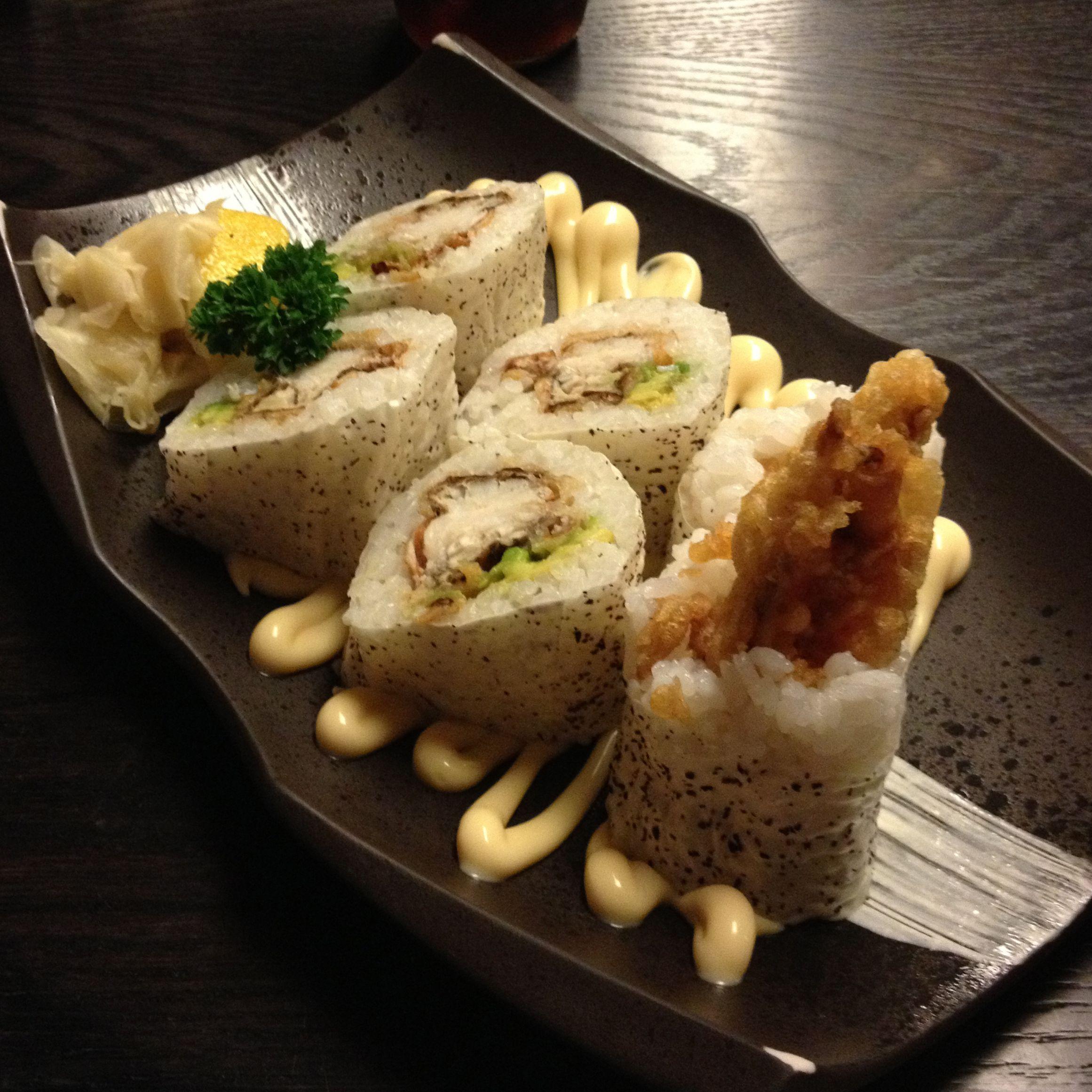 Chiba (Moonee Ponds) Soft Shell Crab Sushi