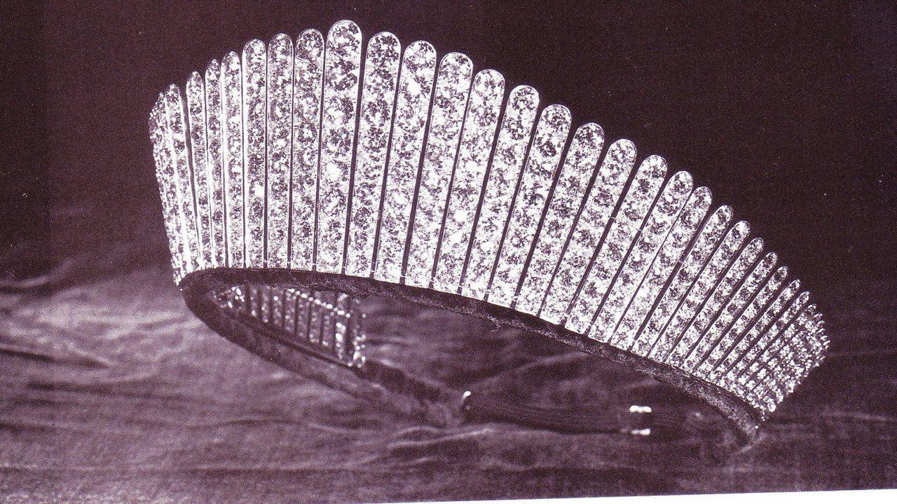 uk the russian kokoshnik tiara the russian kokoshnik