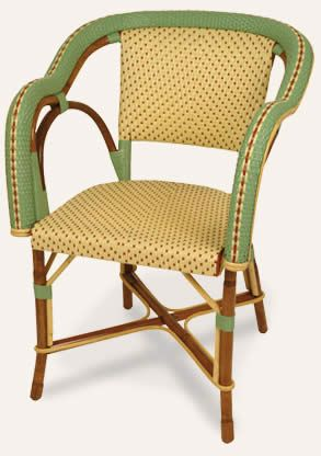 The Original French Bistro Chair Hand Made In France By Drucker Distributed In New York City By Walters French Bistro Chairs Bistro Chairs Chair