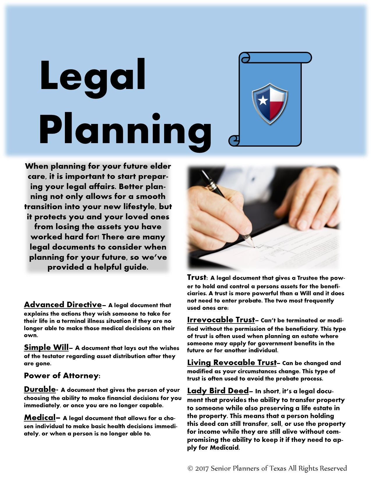 Need Financial Assistance For Your Elder Care Needs But Want To Protect The Assets You Ve Worked Hard For Here Is A He Senior Planner Elderly Care Legal Help