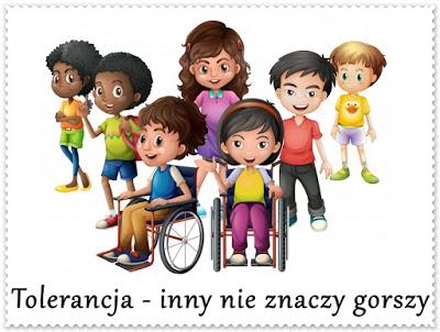 Boberkowy World Tolerancja Inny Nie Znaczy Gorszy Propozycje Aktywnosci W Ramach Zdalnego Nauczania Inclusion Classroom Happy Kids Inclusive Education