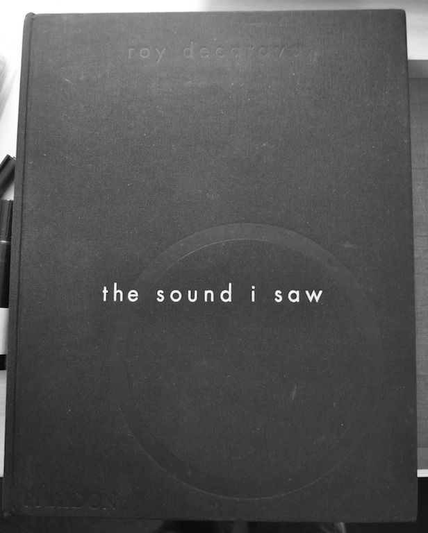 The Sound I Saw by Roy DeCarava:   This book features a collection of 196 beautiful soulful black & white images taken around the early 1960′s. The images capture a brilliant amount of emotion and are amazing to look at. DeCarava died in 2009 at the age of 89 but I'm sure his work will definitely live on.