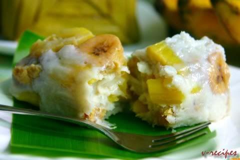 Adventurelicious A Food And Travel Blog Bongko Pisang Nangka Makanan Resep Makanan Resep Masakan Indonesia