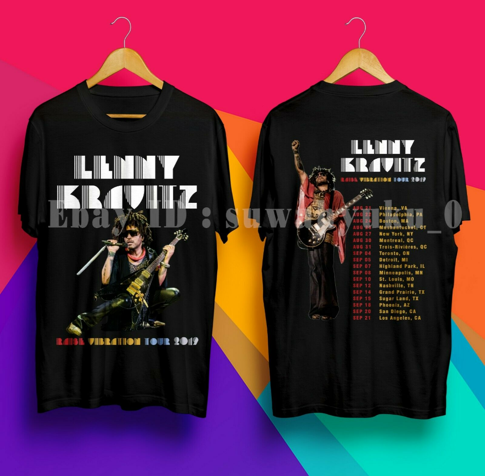 Lenny kravitz raise vibration tour 2019