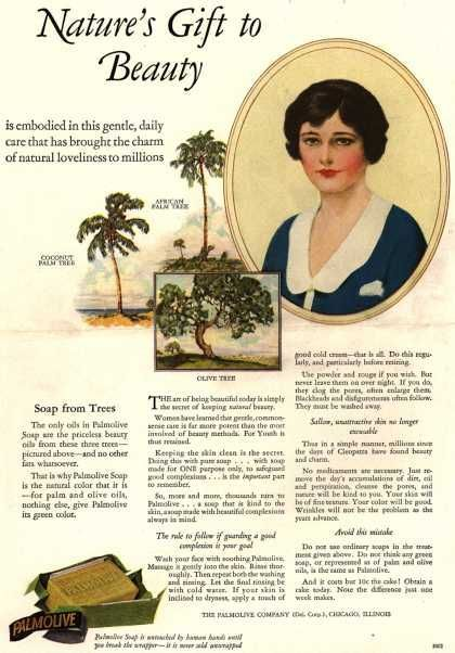 #TBT Remember vintage beauty ads? You don't have to use soap to clean your face anymore - upgrade to a modern cleanser!
