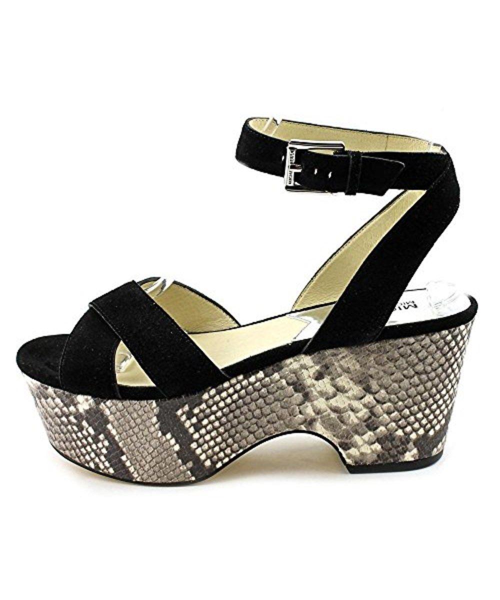 ab076ade120 MICHAEL KORS Michael Michael Kors Women S Ariel Mid Platform Sandal .   michaelkors  shoes  sandals