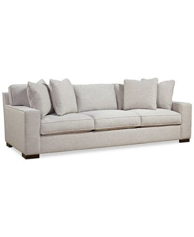 bangor 103 xxl fabric sofa created for macy s in 2019 home ideas rh pinterest com