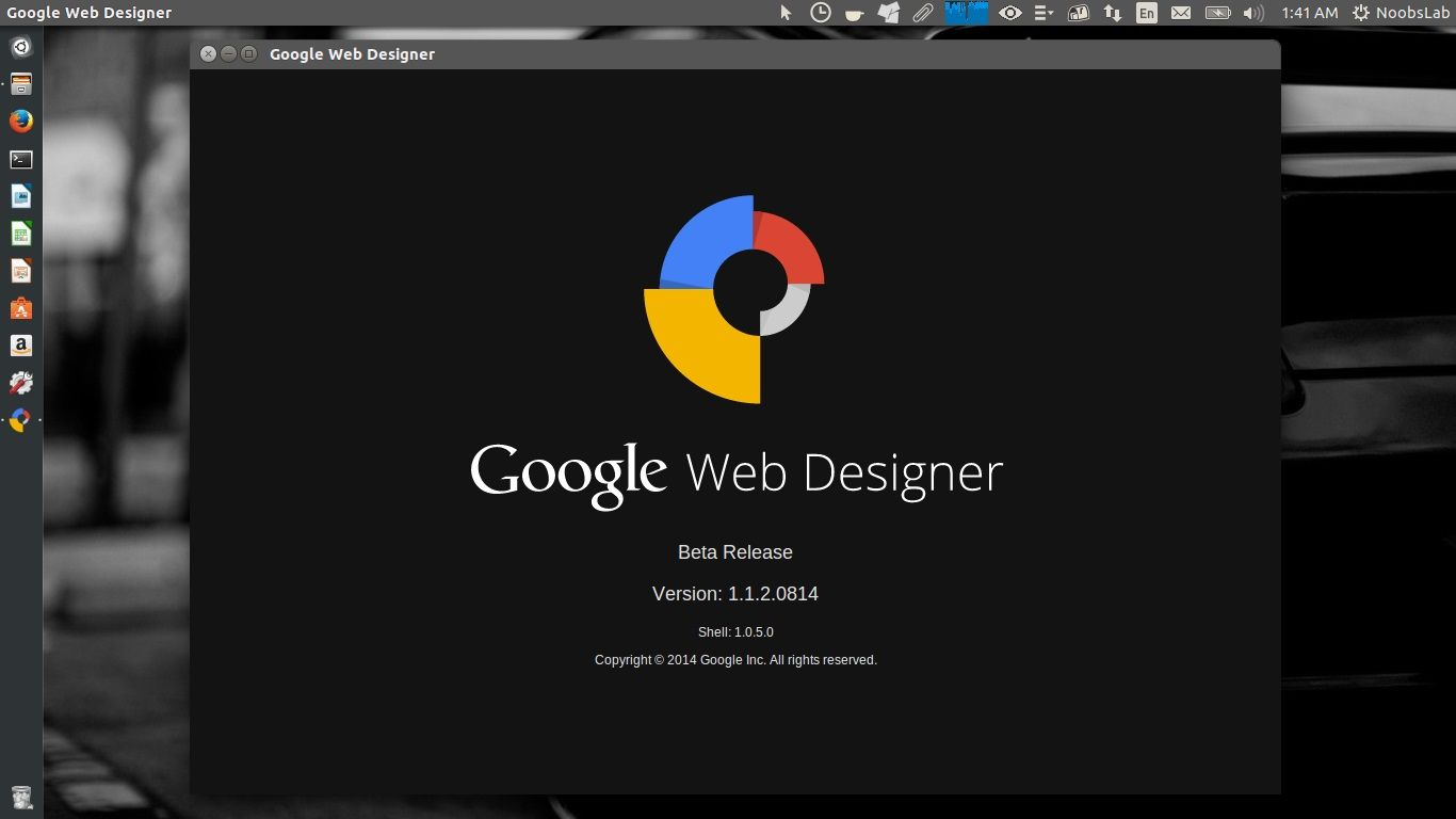 Install Google Web Designer In Ubuntu Linux Mint Other Ubuntu Derivatives Noobslab Ubuntu Linux News Reviews Tutori Google Web Designer Web Design Google