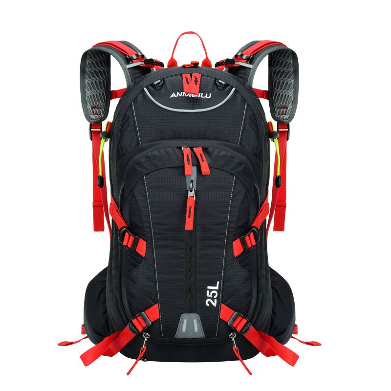 25L Waterproof Motorcycle Backpack Camping Hiking Climbing Cycling ...