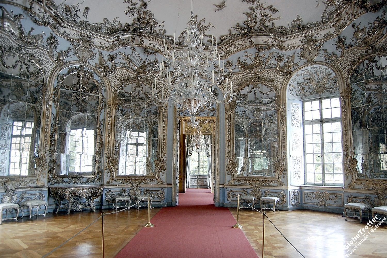 Дворцовый комплекс Хофбург дворец Амалии внутреннее ...