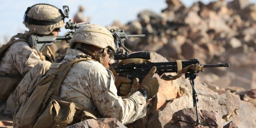 Army Round Triggers Problems In Marine M27 Auto Rifle Training