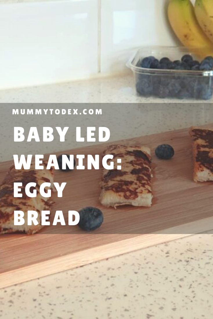 Eggy Bread for Babies | Recipe (With images) | Baby led ...