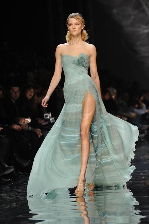 elie saab | Haute Couture | Pinterest | Vestiditos, Vestidos de ...