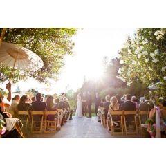 Con la primavera llega el calor y la oportunidad de celebrar tu boda al aire libre. No te pierdas estos tips para que todo salga como siempr...