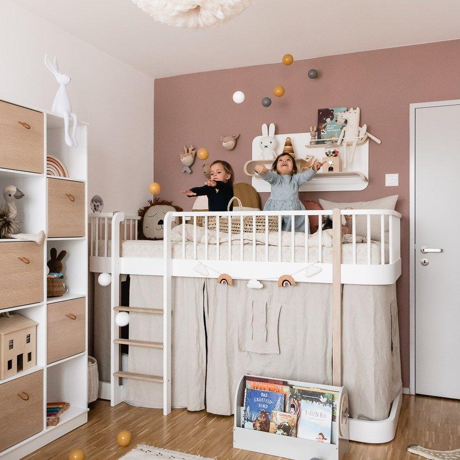 13 inspirierende Kinderzimmer auf Instagram