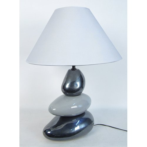 Ruiz 61cm Table Lamp 17 Stories Finish Grey Lampentisch Lampen Tischleuchte