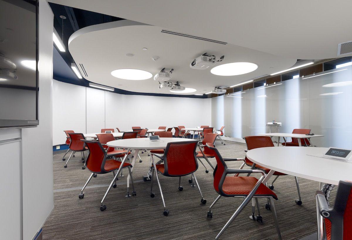 Collaborative Classroom Upenn ~ University of pennsylvania philadelphia pa located on