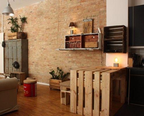 Bei Vinterior aus Berlin entstehen aus alten Materialien - gebrauchte küchen berlin