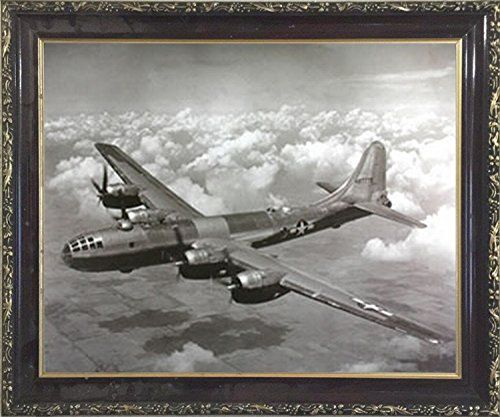 Aviation Framed Poster - WWII B-29 Super Fortress Airplan... https ...