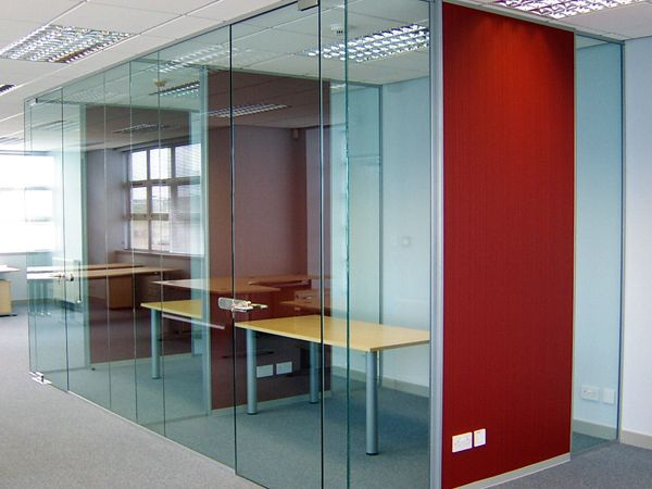 Small Glass Offices