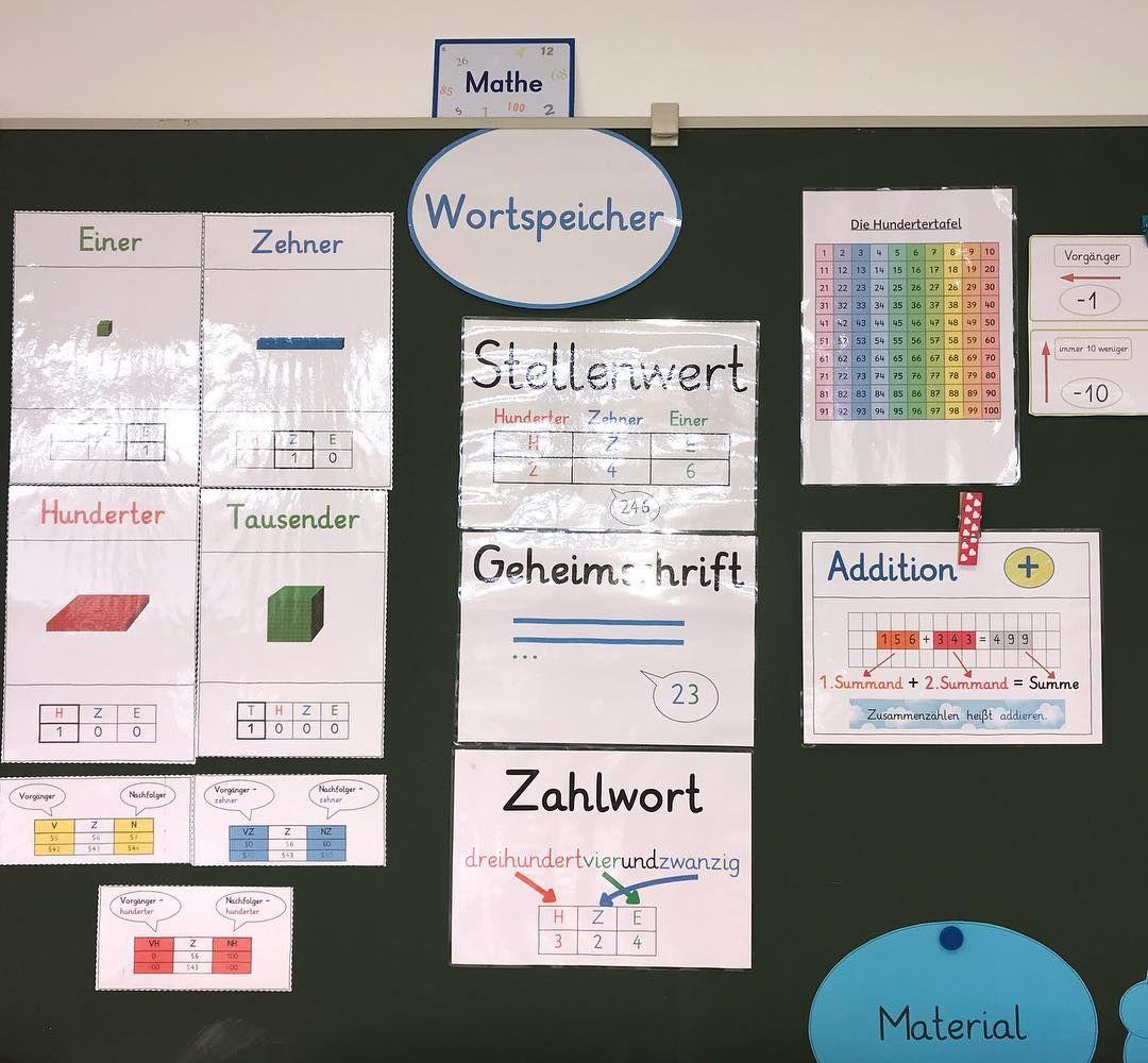 Pin von Johanna Schmauß auf Unterrichtsmaterial | Pinterest | Mathe ...