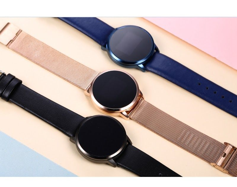 Hot offer newwear q8 smart watch oled color screen smart