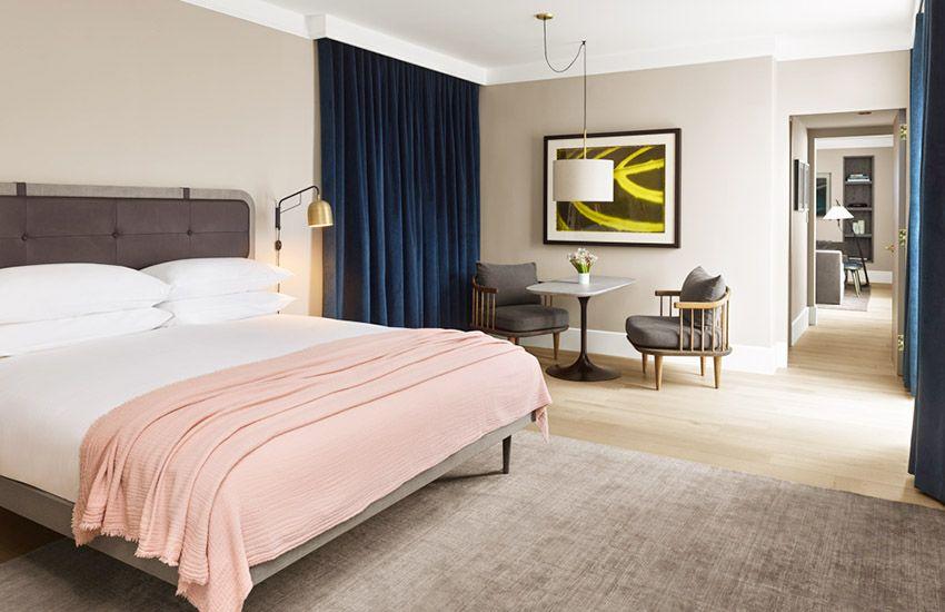 小套房也想要現代北歐風 照抄丹麥設計旅店就對了! - DECOmyplace 新聞