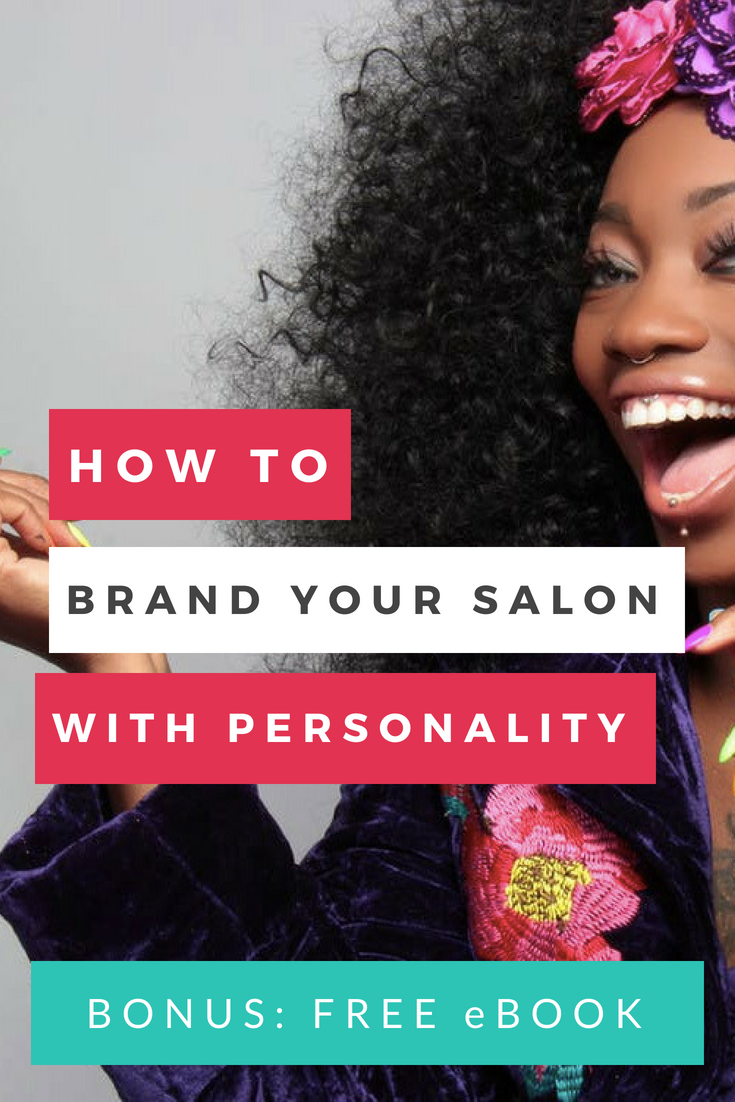 Branding for salons How to define your salon personality