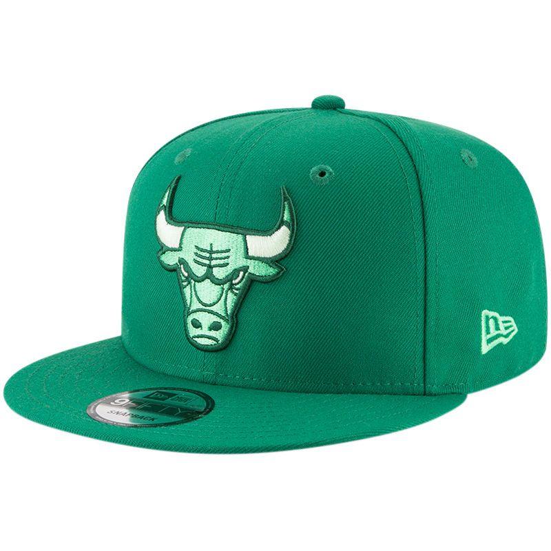 Chicago bulls new era league pop 9fifty adjustable hat