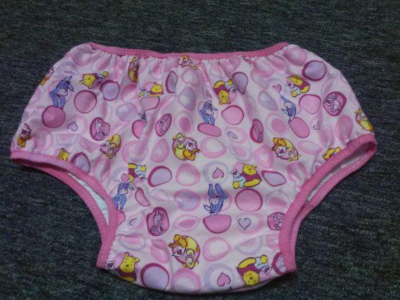 Adult baby diaper more