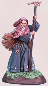 Wizards Dragon - Male Wizard - Miniature Lines