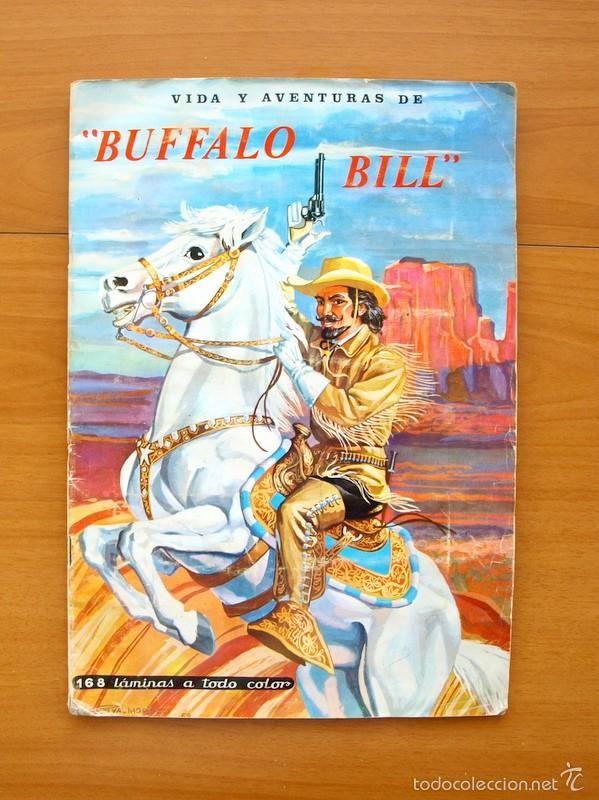 Vida y aventuras de Buffalo Bill - Publicado por Ferca en