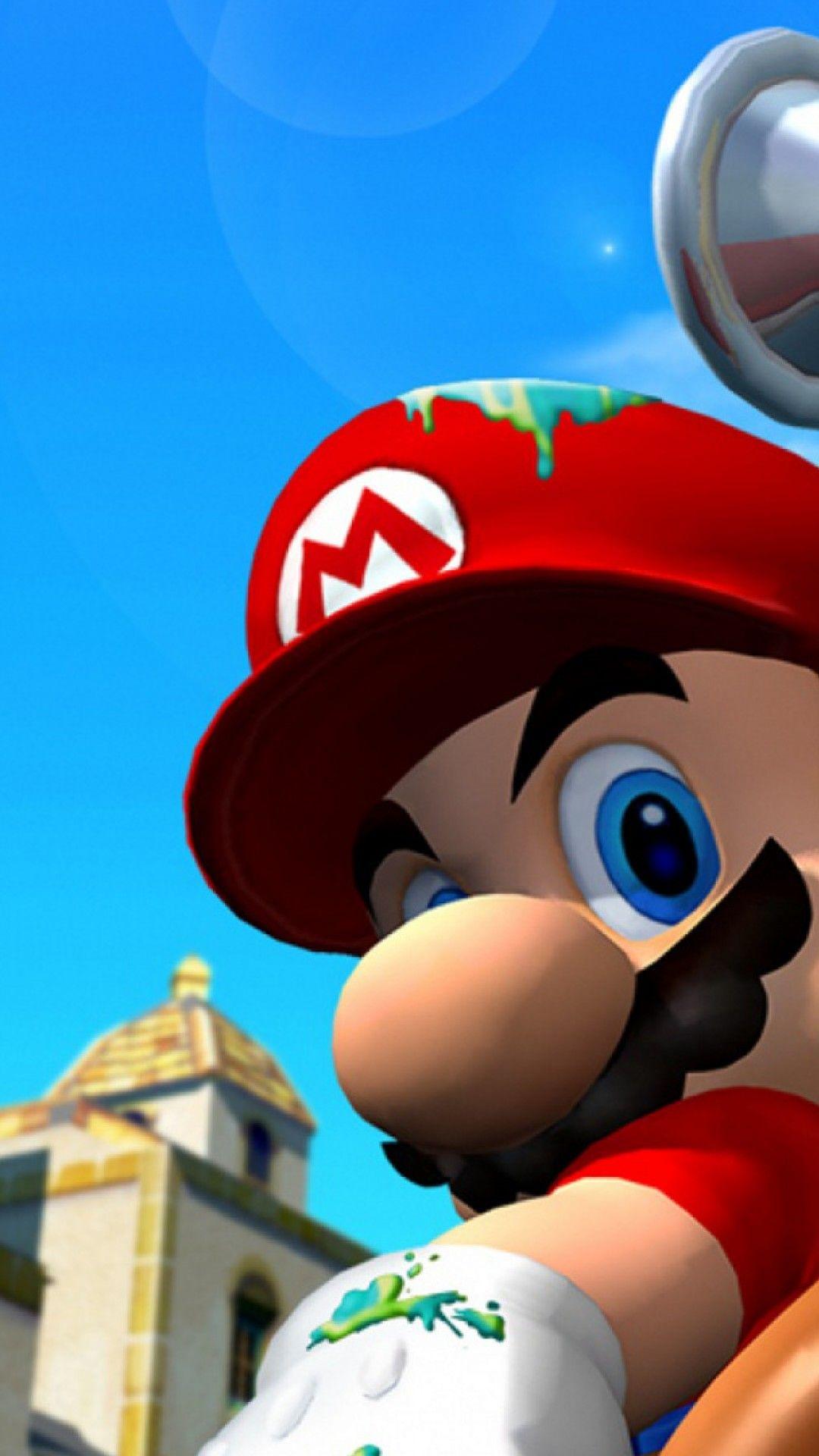 Super Mario Iphone Wallpaper Imagenes Mario Bros Personajes Comic Insignias Militares