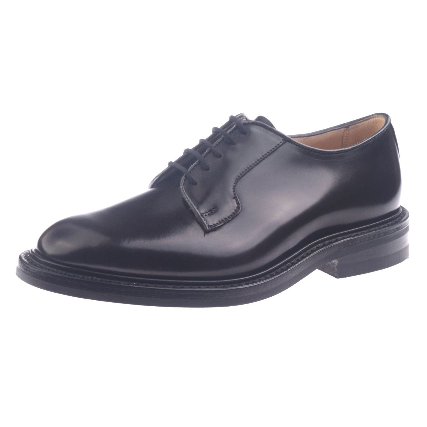 9e470dece76 New in this week - Trickers Robert in black cordovan. #trickers ...