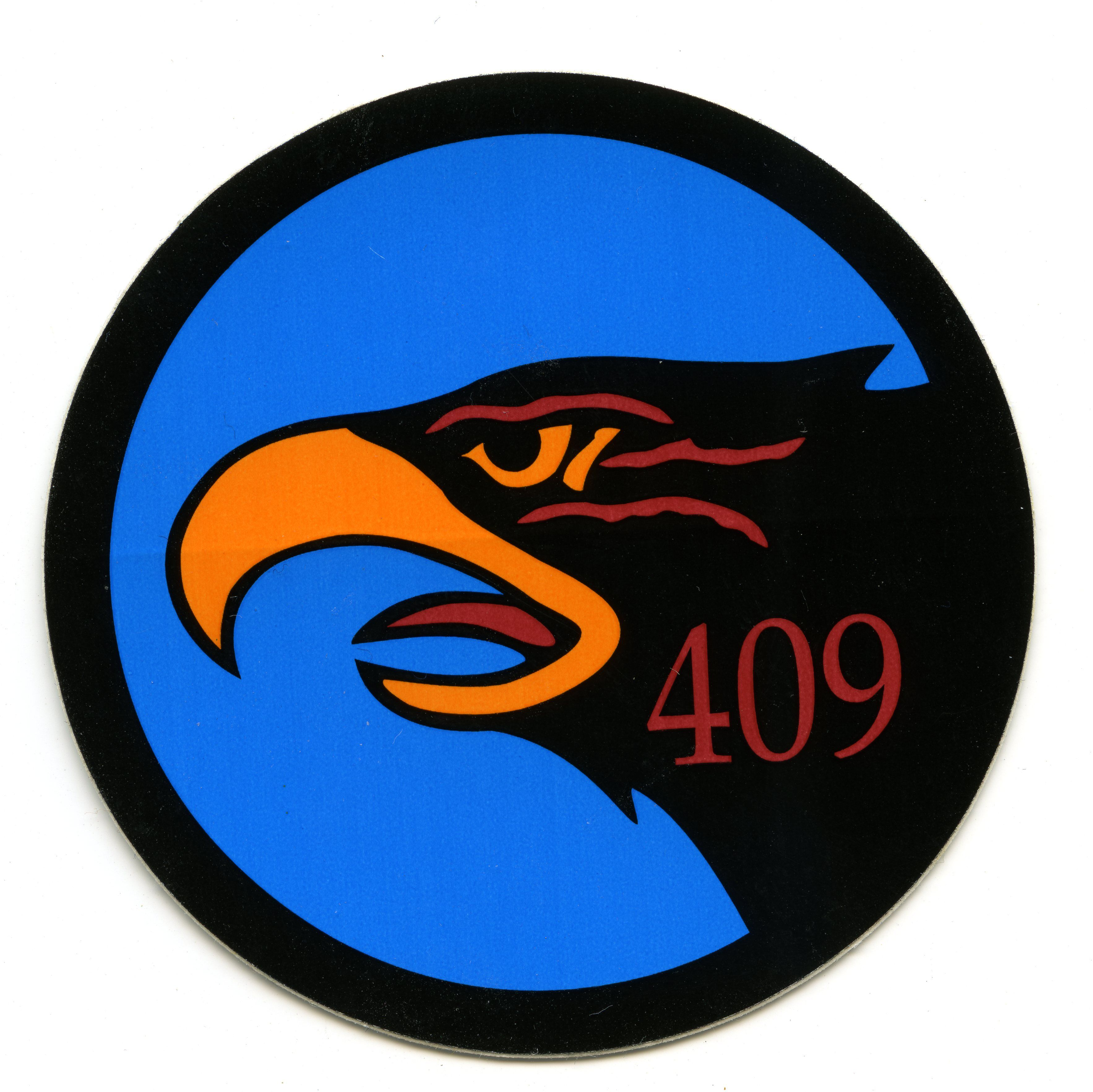 RCAF 409 Squadron Sticker Canadian military, Military